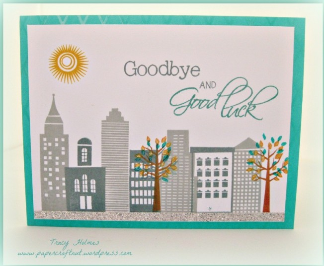 Goodbye & Good Luck